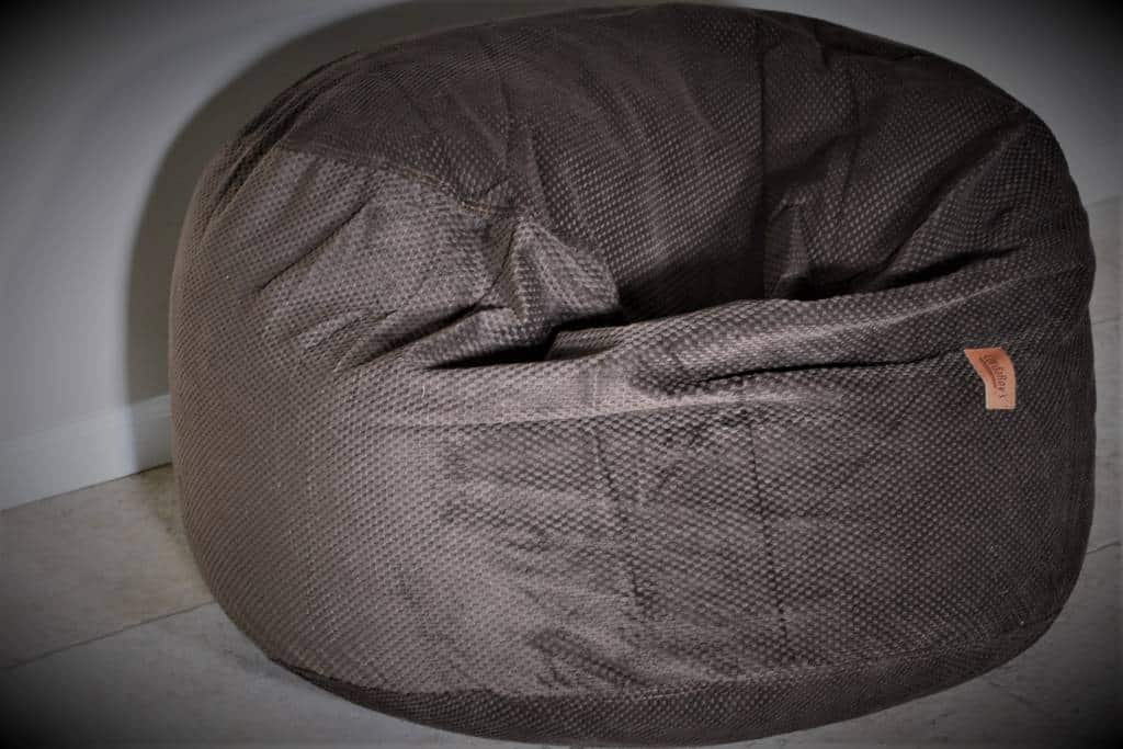 Cordaroys Bean Bag Chair With Mattress Inside
