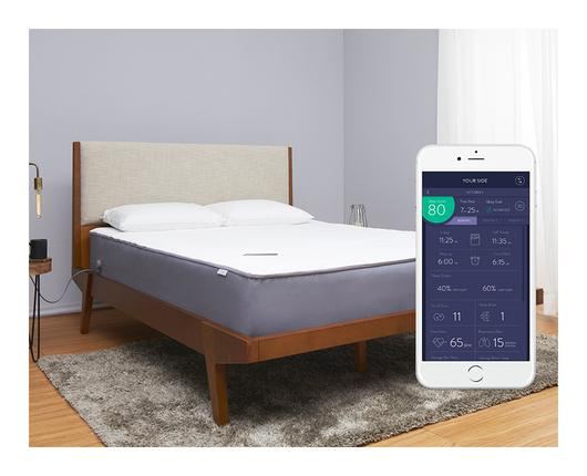 Three layers of premium foams deliver quality comfort for a better price. Includes our smart technology cover to track sleep, manage bed temperature, and integrate with your smart home.