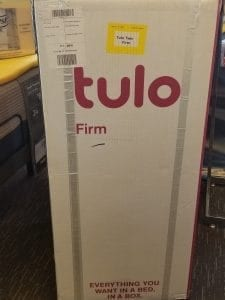 Firm Tulo box