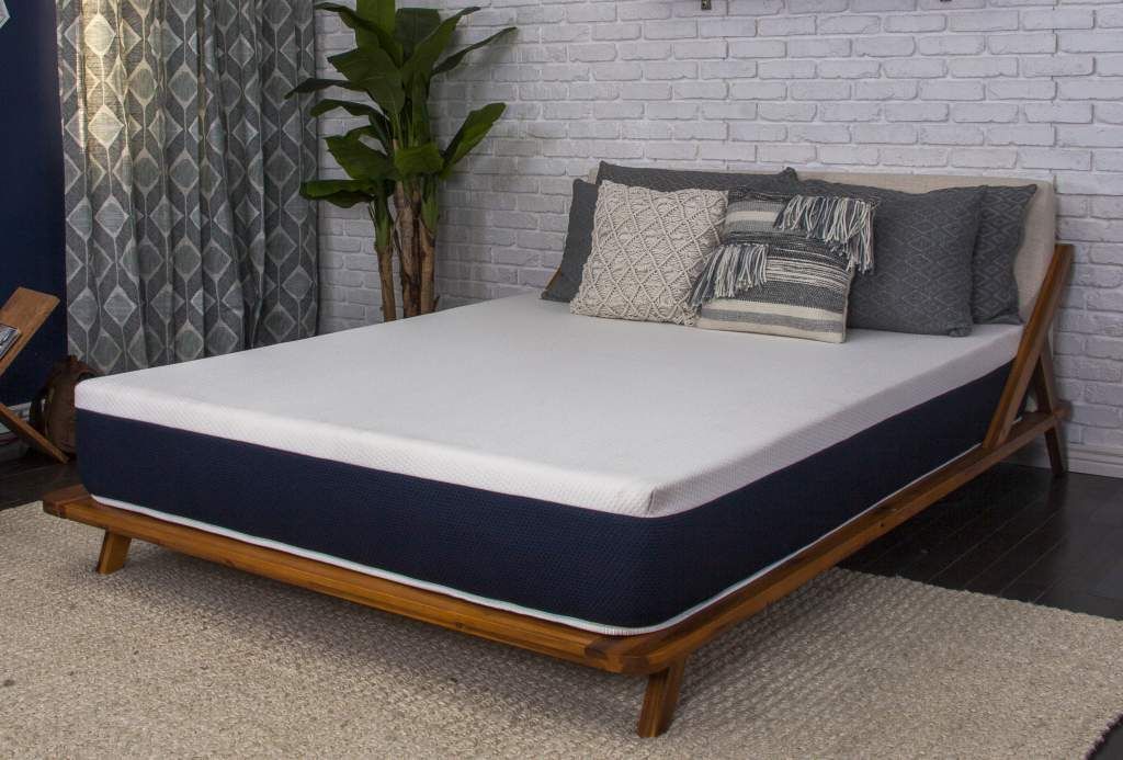 Brooklyn Bedding's budget mattress the bowery