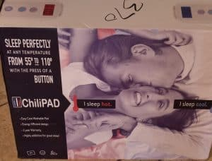 Front of ChiliPad Box