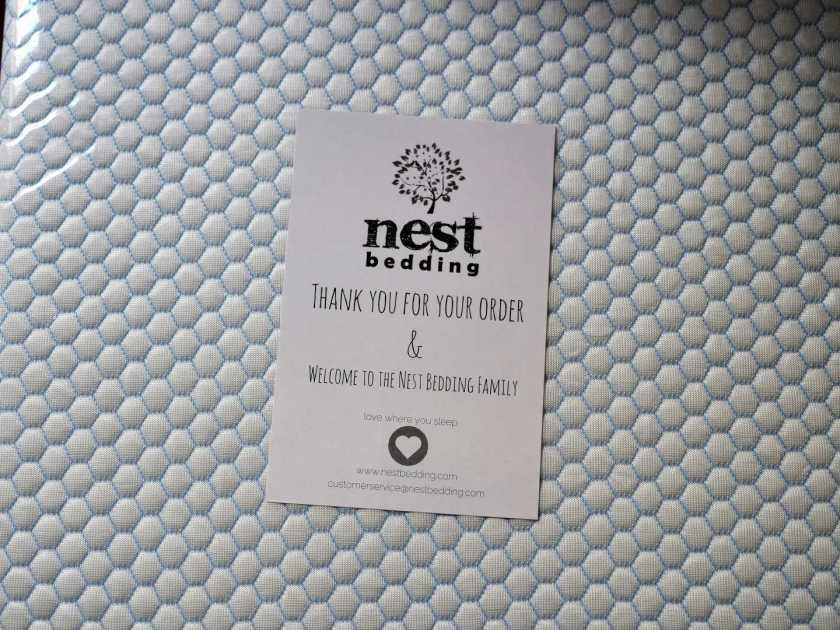 Nest Bedding Cooling Mattress Protector