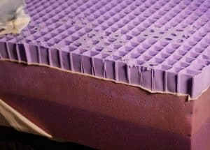 Best Mattress Purple mattress layers