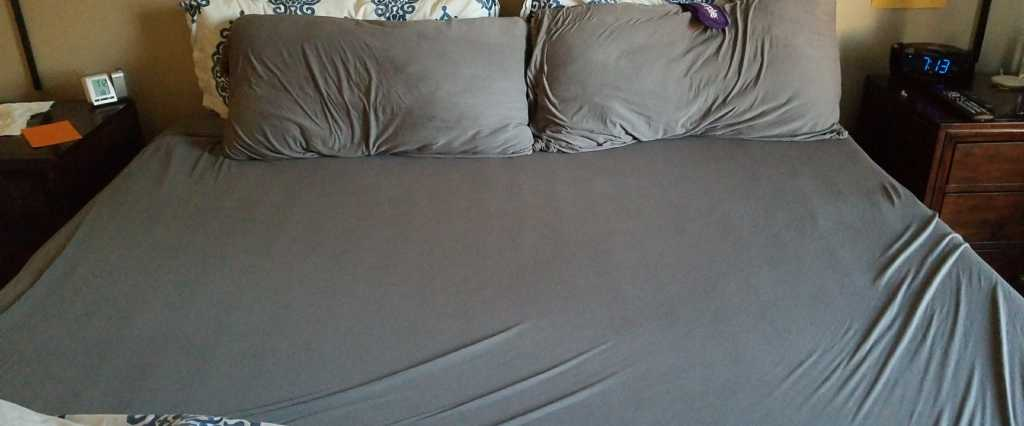 Purple Sheet Set