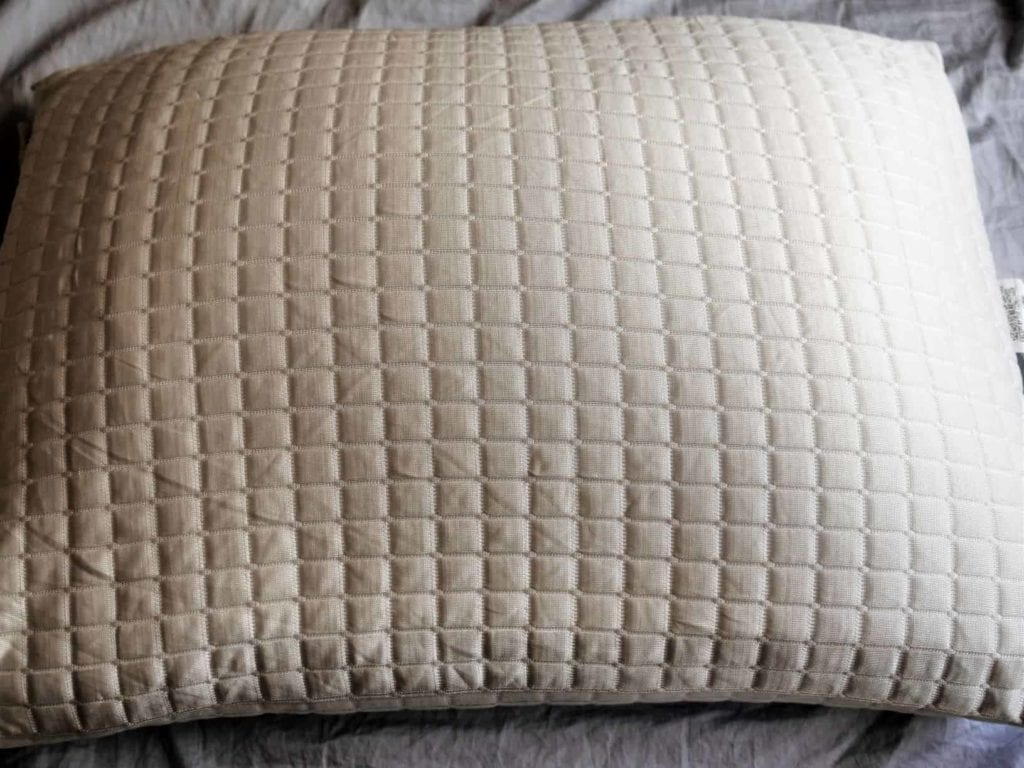 eight sleep cool pillow