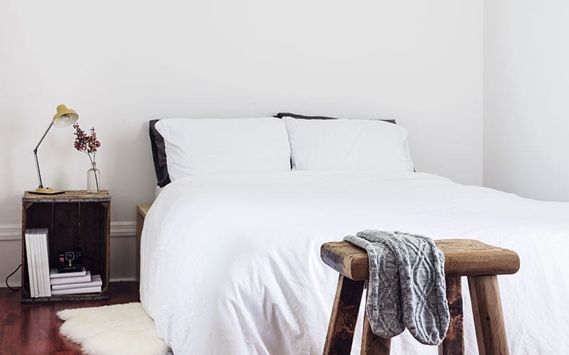 a bed used for best mattress page