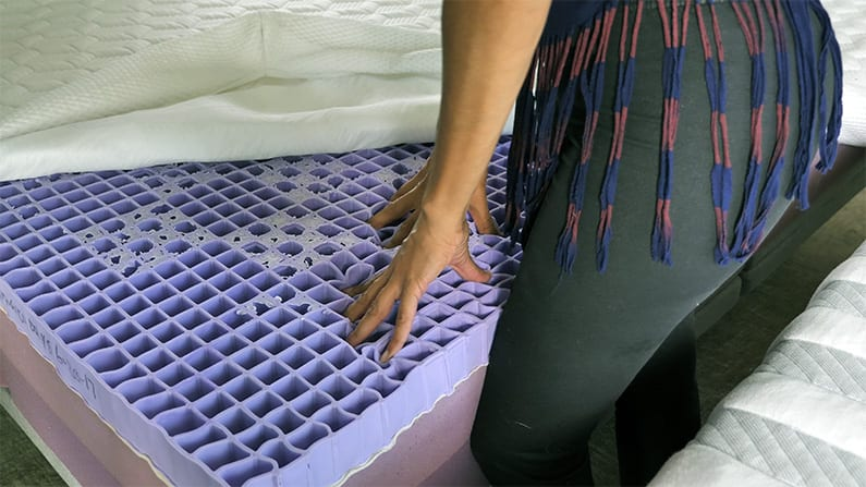 leesa vs purple which one is the best mattress