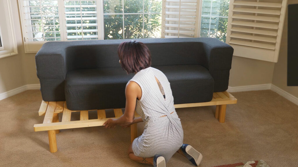 couchbed adjustable platform
