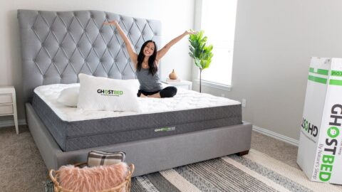 GhostBed Luxe reviews