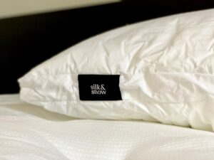 Silk and Snow Pillow Review