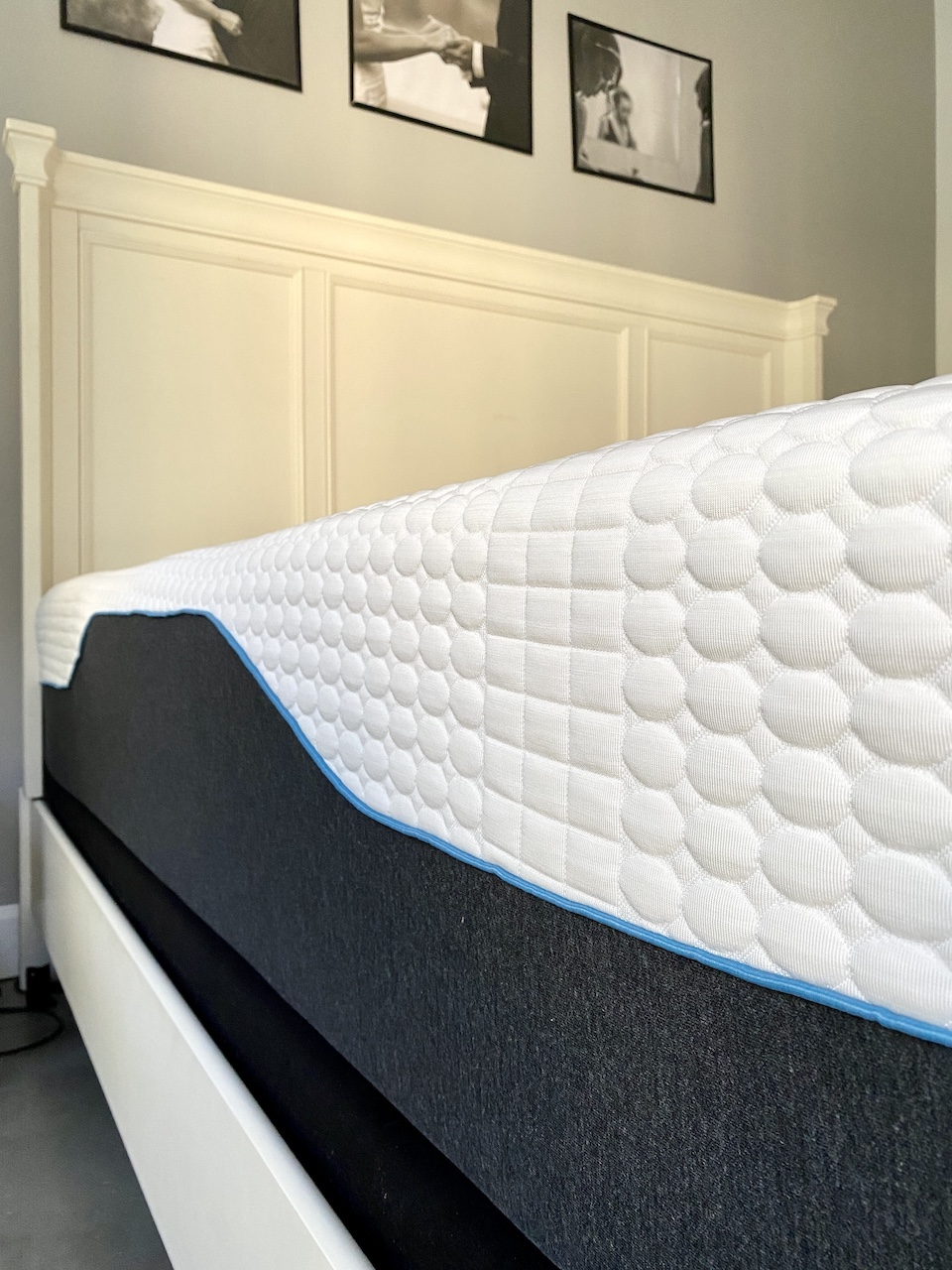 Review of Hybrid mattress for hot sleepers