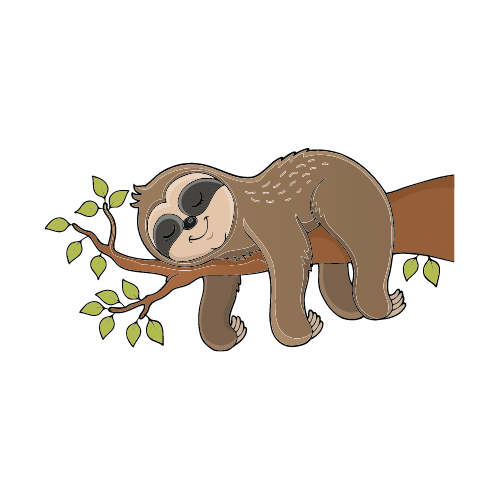 Non-Biased Reviews Sloth Logo
