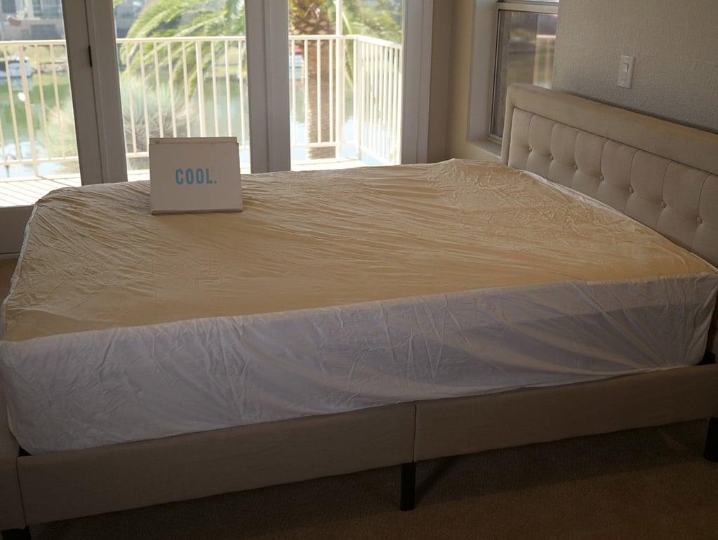 Nest Bedding mattress protector