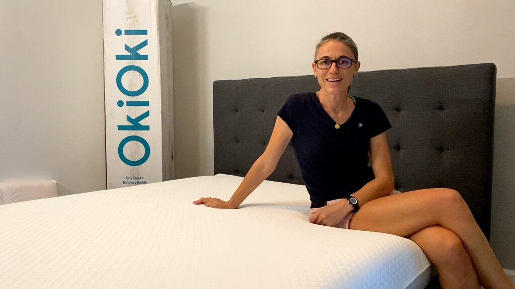 OkiOki Upholstered Bed Review