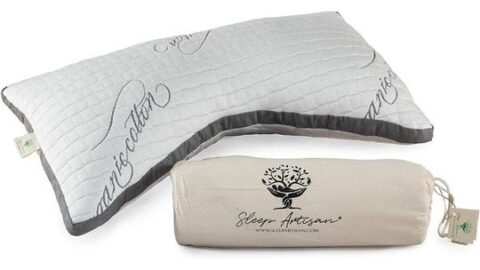 Sleep Artisan Side Sleeper Pillow