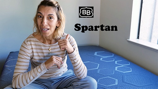 Brooklyn Bedding Spartan Mattress