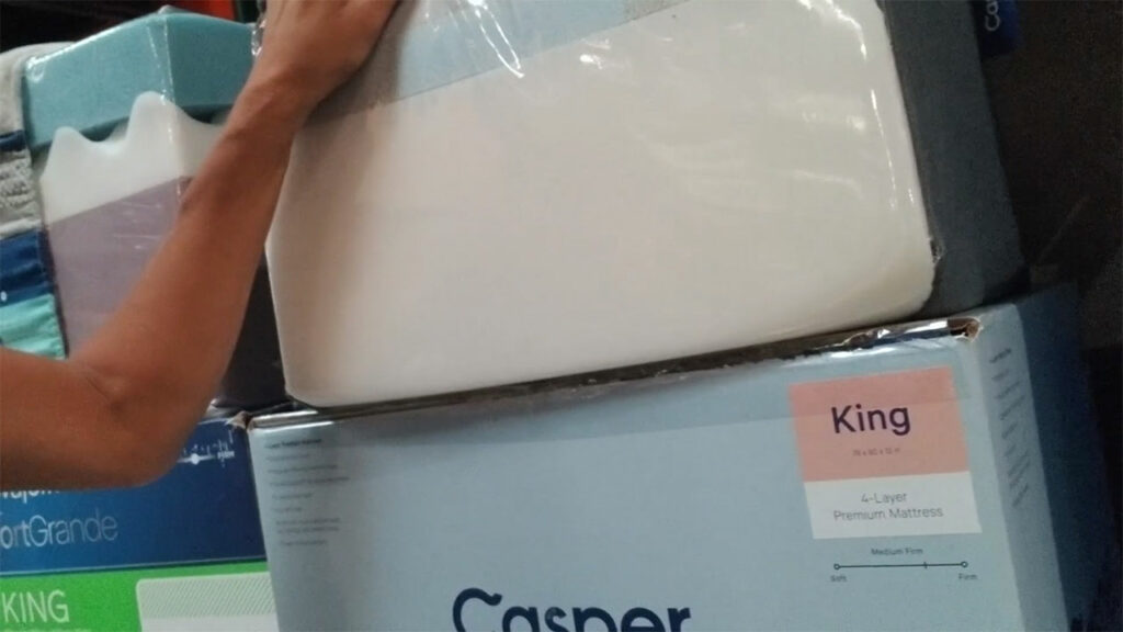 casper mattress at costco