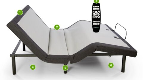 GhostBed Adjustable Base review